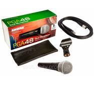 Микрофон Shure PGA48XLR
