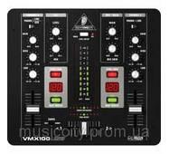 Микшер для DJ Behringer VMX 100