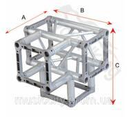 SoundKing SKDKC 2204G алюминиевый уголок, квадрат