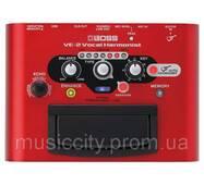 Boss VE2 підлоговий процесор гармонайзер для вокалу