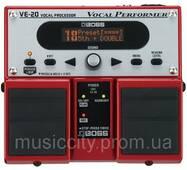 Boss VE20 підлоговий процесор ефектів для вокалу