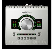 Universal Audio Apollo Twin Solo аудиоинтерфейс, 2входа/6выходов