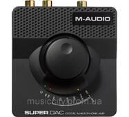 M-Audio Super DAC II аудиоинтерфейс, ЦАП