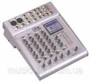 SoundKing SKAS602AD пульт мікшера, 2 моно   2 стерео каналу