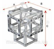 SoundKing SKDKC 2204I алюминиевый уголок, квадрат