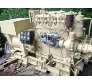 Генератор дизельний ДГР-25/1500, 25 кВт (30 кВа)