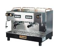 "Кавова машина, кавоварка професійна Brugnetti, модель ""С"", 2 групи"