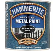 Hammerit фарба  срібляста глянсова 2,5 л.