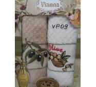 Кухонный набор полотенец VIANNA (2 шт.) 40х60