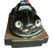 Гипсовая игрушка Машинка Дгр/012