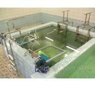 Гідрокинезотерапевтичні комплекси з пристроями для тракції хребта