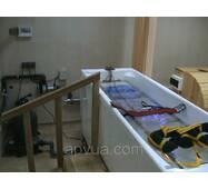 Автономний апарат дозованого підводного витягування хребта горизонтального типу «Альціона-02ВФД»