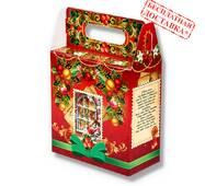 """Солодкий новорічний подарунок """"Оригінальний"""" 1000 гр."""