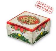 """Солодкий новорічний подарунок """"Merry Christmas"""" 1000 гр."""