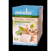 Косметичні подушечки Mirelin для очищення та живлення шкіри купити у Харкові
