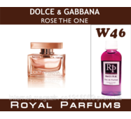№55Женские духи на разлив Dolce&Gabbana ROSE THE ONE   110 мл