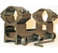 Кріплення оптичного прицілу моноблок Weawer (d 25.4 мм)