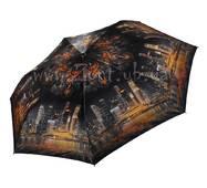 Женский зонт Три Слона САТИН (полный автомат, ЛЕГКИЙ) арт.363-17