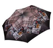 Женский зонт Три Слона САТИН (полный автомат, ЛЕГКИЙ) арт.363-18