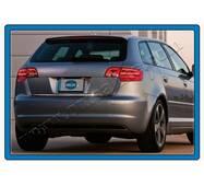 Кромка багажника (нерж.) - Audi A3 2012+ рр. купити в Польщі