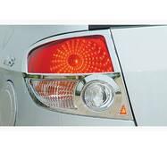 Накладки на стопы (2 шт., пласт.) - Hyundai Getz купить во Львове