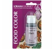Жидкий пищевой краситель Lorann Oils Черный (23535810159)