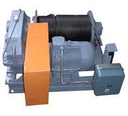 Лебёдка электрическая ЛМ 2-120