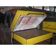 Електропіч для нагріву і подальшого згинання штучного каменю недорого