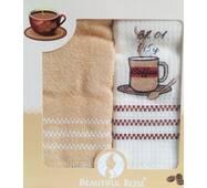 """Кухонный набор полотенец PHILIPPUS """"Кофе"""""""