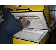 Печь для термообработки стекла серии ПЕУ недорого