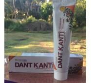 Зубная паста натуральная Гвоздика Дант Канти Патанджали 100г