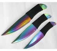 Ножі метальні комплект 3 шт. (градієнт)
