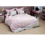 Комплект постільної білизни в дитяче ліжечко