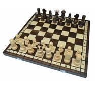 Деревянные шахматы  43х43см.