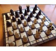 Шахматы, шашки. Игровой набор