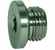 Plugs, incl. NBR-O-ring - K-VSTOK VALUE LINE MS NI