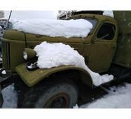Автомобіль ЗІЛ-157 з кунгом, зі зберігання