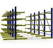 Консольні стелажі