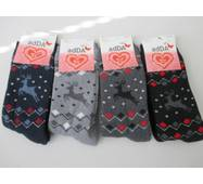Турецькі вовняні шкарпетки для жінок.