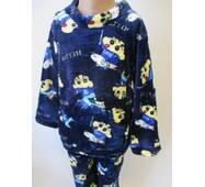 Махровые пижамы для мальчиков на зиму.