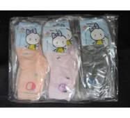 Детские носочки из хлопка