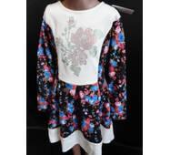 Купить качественные платья для девочек.