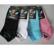 Однотонні літні шкарпетки для жінок.