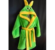 Купить махровые детские халаты по оптовой цене
