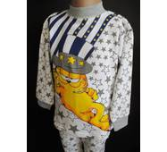 Продажа детских трикотажных пижам.