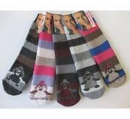 Якісні теплі шкарпетки для жінок.