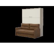 Шафа-ліжко-диван HELFER PLUS 140/160