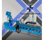 Оборудование для производства пеллет МЛГ-1500 MAX (производительность на пеллете до 450 кг/час)