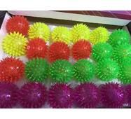 Мяч йойо резиновый однотонный / маленького размера