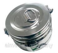 Коробка стерилизационная (бикс) КСК-18